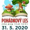 Pohádkový les - zámecká zahrada 31. 5. 2020